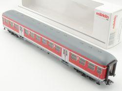 Märklin 42561 Nahverkehrswagen Regionalbahn 2.Kl DB KKK NEU! OVP ST