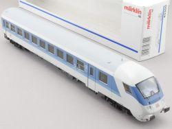 Märklin 43300 InterRegio-Steuerwagen Lichtwechsel weiß/rot!  OVP