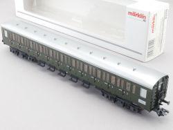 Märklin 43110 Personenwagen Abteilwagen C4i 3.Kl DB KKK NEU! OVP