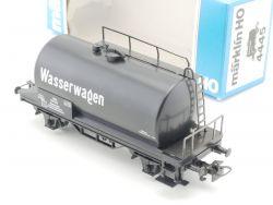 Märklin 4445 Kesselwagen Tankwagen Wasserwagen ÖBB NEU! OVP