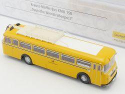 Brekina 010726 Krauss Maffei Deutsche Weinstraßenpost Bus NE OVP