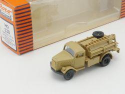 Roco 338 Minitanks Opel Blitz TLF-15 Militär Teilgebaut Lese OVP