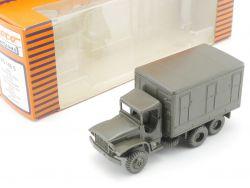 Roco 146 s Minitanks GMC CCKW-353 Werkstattwagen Militär H0 OVP ST