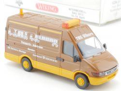Wiking 028660 Iveco Daily Kastenwagen TAS Alborn 1/87 NEU! OVP