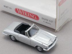 Wiking 018799 BMW 1600 GT Cabrio Modellauto 1/87 H0 NEU! OVP