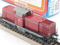 Märklin 3072.2 Diesellokomotive BR 212 215-8 DB TOP! OVP