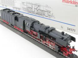 Märklin 34171 Dampflokomotive BR 52 DB DELTA Digital wie NEU OVP