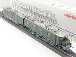 Märklin 33591 Doppel-Elektrolok Ae 8/14 SBB Delta Digital NEU OVP