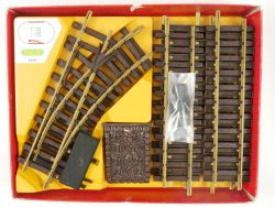 Lehmann 20901 LGB Prellbock-Gleis-Set vgl. 19901 OVP