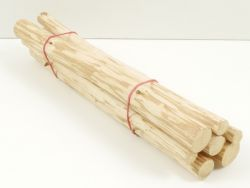 Handarbeitsmodell LGB Spur 0 G entrindete Baumstämme Ladegut