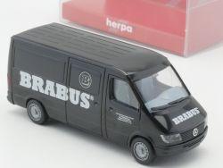 Herpa 185066 Mercedes MB Sprinter T1N Brabus 1:87 NEU! OVP