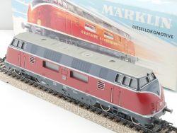 Märklin 3021.12 Diesellokomotive V 200 060 AC Karton TOP! OVP