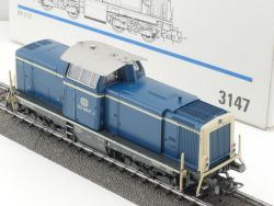 Märklin 3147 Diesellok BR 212 349-5 DB Bundesbahn AC OVP