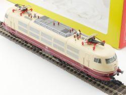 Fleischmann 4376 Elektrolokomotive BR 103 155-8 TEE DB TOP! OVP