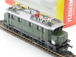 Fleischmann 4330 Elektrolok BR E44 056 DB grün H0 TOP! OVP