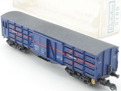 Electrotren 5100 Güterwagen Transfesa Renfe Spanien wie NEU! OVP