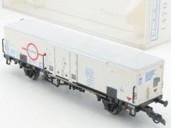 Electrotren 1470 Güterwagen Transfesa FS H0 DC schön!  OVP