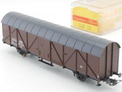 Liliput 242 10 Gedeckter Güterwagen 221 242 ÖBB H0 NEU! OVP