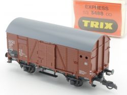 Trix International 3688 Güterwagen Verschlagwagen DC NEU EVP