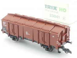 Trix 23841 K International Klappdeckel Güterwagen KKK H0 NEU OVP