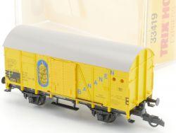 Trix 33619 International Güterwagen Bananen 083 3 024-1 H0  OVP