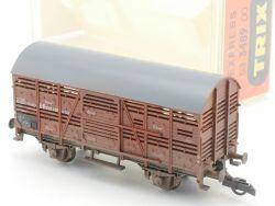 Trix 33619 International Verschlagwagen 330 423 gealtert H0  OVP