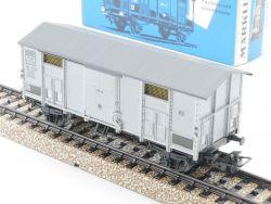 Märklin 4550 italienischer Spitzdach-Güterwagen FS TOP!! OVP