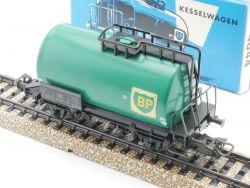 Märklin 4644 Kesselwagen BP DB dunkelblauer Karton OVP