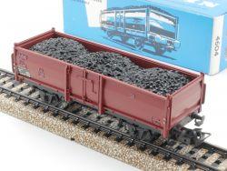 Märklin 4604 Güterwagen Steinkohle Omm52 dunkelblauer Karton OVP