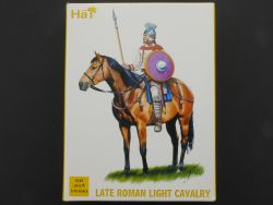 Hät 8188 Late Roman Light Cavalery 24 Figuren 1:72 Sealed OVP