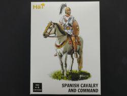 Hät 9055 Spanish Cavalry and Command Figuren Militär 1:32 sealed OVP ST