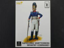 Hät 9307 Napoleonic Wurttemberg Infantry Command sealed 1:32 OVP