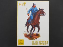 Hät 8201 Hat El Cid Spanish Light Cavalry Militär 1:72 seale OVP