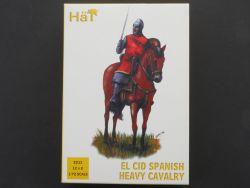 Hät 8213 Hat El Cid Spanish Haevy Cavalry Militär 1:72 MIB OVP