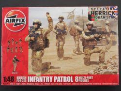 Airfix A03701 British Forces  Infantry Patrol Figuren 1:48 N OVP ST