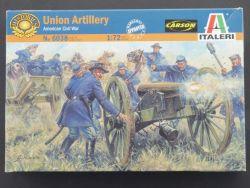 Italeri 6038 Union Artillerie Amerikanischer Bürgerkrieg NEU OVP