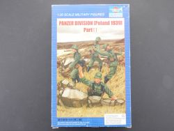 Trumpeter 00404 Panzer Divison Polen 1939 Part II 1:35 OVP