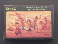 Caesar 008 Hethiter Krieger Schlacht um Kadesch 1:72 OVP