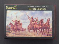 Caesar 012 Hethiter Streitwagen Schlacht um Kadesch 1:72 OVP