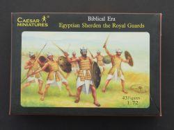 Caesar 050 Ägyptische Sherden Königliche Garde Bibliche Ära  OVP