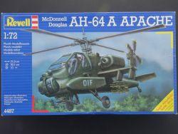 Revell 04487 Apache AH-64 A Hubschrauber US NATO 1:72 TOP OVP