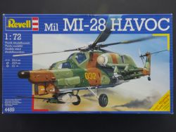 Revell 4489 Mil MI-28 Havoc Hubschrauber Kampf Militär 1:72 OVP