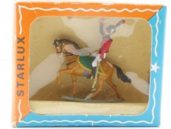 Starlux 8106 Chasseur a Cheval Figur Empire 65mm France OVP
