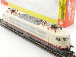 Fleischmann 4375 Elektrolokomotive BR 103 142-6 DB TEE H0 DC OVP