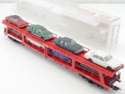 Fleischmann 5293 K Autotransportwagen DB AutoZug KKK TOP! OVP