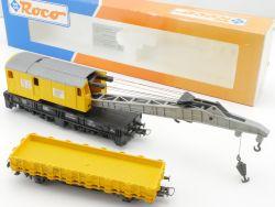 Roco 46331 Kranwagen 4090 9750029-5 DB Güterwagen H0 OVP