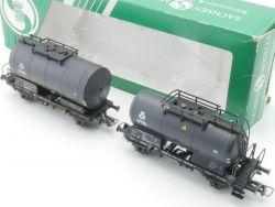 Roco 4337 46137 2x Kesselwagen Tankwagen VTG DB Hamburg  EVP