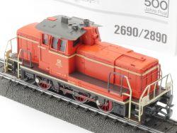 Märklin 2690 Diesellok V 260 DBP Post DB Digital