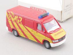 Wiking 6080125 Mercedes Benz Sprinter Feuerwehr ELW 1:87 NEU OVP