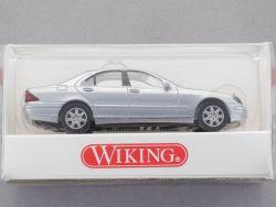 Wiking 1590124 Mercedes-Benz S 500 MB S-Klasse 1:87 NEU! OVP